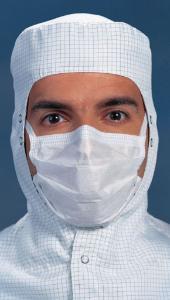 Cleanroom face masks, Kimtech™ M3, PE