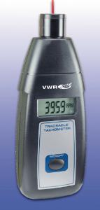 Digital tachometer, touchless/contact, Traceable®