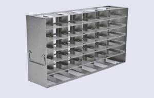 Microplate racks for Revco ExF, DxF and HERAfreeze® HFU B freezers