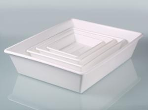 Laboratory trays, LaboPlast®