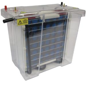 Electro-blotting systems, shiroGEL VS20